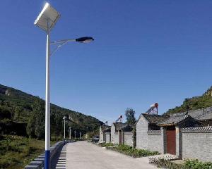 渭南市农村太阳能威廉希尔亮化工程